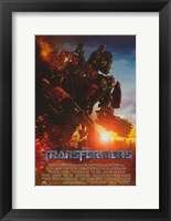 Framed Transformers - style I