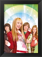 Framed Hannah Montana - style G