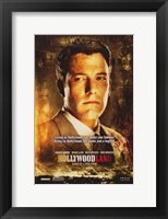 Framed Hollywoodland Ben Affleck