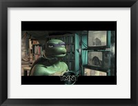 Framed Teenage Mutant Ninja Turtles Screenshot