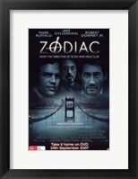Framed Zodiac - faces