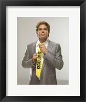 Framed Dexter Do Not Cross Tape Tie
