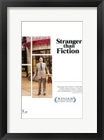 Framed Stranger Than Fiction