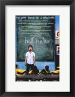Framed Half Nelson