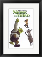 Framed Shrek the Third Jumping