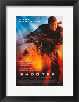 Framed Shooter - Mark Wahlberg