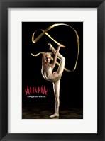 Framed Cirque du Soleil - Alegria, c.1994 (Manipulation)