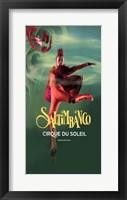 Framed Cirque du Soleil - Saltimbanco?
