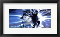 Framed Fantastic Four: Rise of the Silver Surfer - Silver Surfer Horizontal