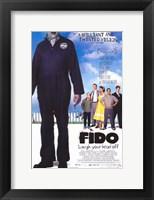 Framed Fido