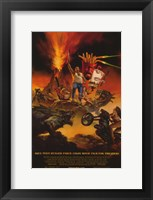 Framed Aqua Teen Hunger Force Colon Movie Film for Theaters