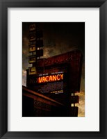 Framed Vacancy