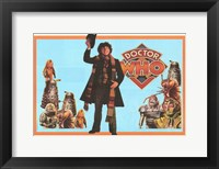 Framed Doctor Who