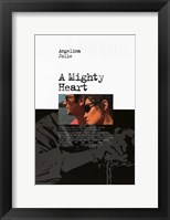 Framed Mighty Heart Angelina Jolie