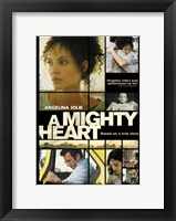 Framed Mighty Heart