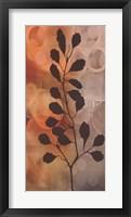Flora I Framed Print