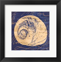 By the Seashore IV Framed Print