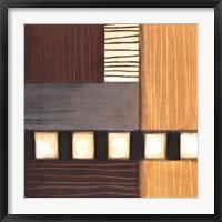 Framed Brushwood I