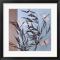 Framed Dragonflies