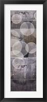 Tahitian Pearls I Framed Print