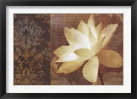 Lettre D'Amour II Framed Print