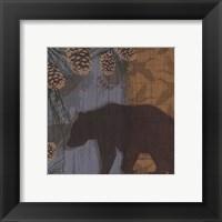 Yellowstone Park I Framed Print