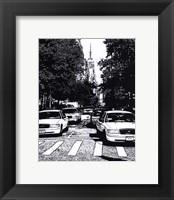 Framed New York Minute I