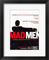 Framed Mad Men (TV) Critics Rave