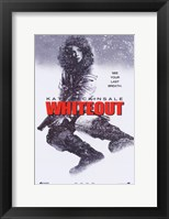Framed Whiteout