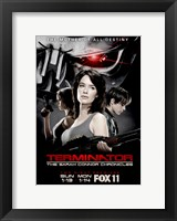 Framed Terminator: The Sarah Connor Chronicles - style G