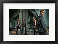Framed Terminator: The Sarah Connor Chronicles - style P