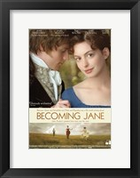 Framed Becoming Jane Movie