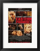 Framed Eastern Promises Movie