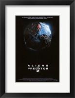 Framed Aliens Vs. Predator 2: Requiem