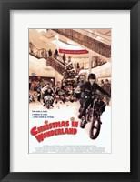 Framed Christmas in Wonderland