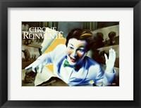 Framed Cirque du Soleil - Le Cirque Reinvente, c.1987