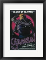 Framed Grease (Broadway) Official Production