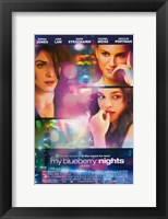 Framed My Blueberry Nights