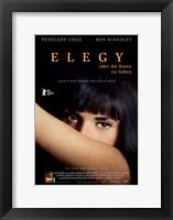 Framed Elegy