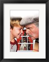 Framed Dennis the Menace Christmas - image