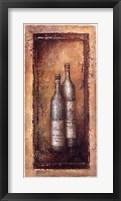 Serie Vino I Framed Print