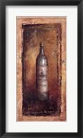 Serie Vino II Framed Print