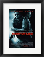 Framed Body of Lies