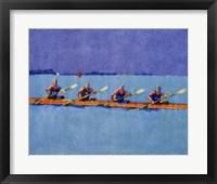 Framed Rowers