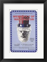 Framed Werewolf of Washington