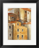 Village of Pitiglione I Framed Print