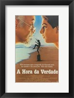 Framed Karate Kid Spanish