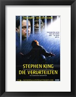 Framed Shawshank Redemption Stephen King