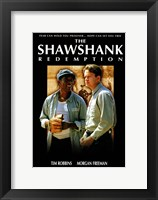 Framed Shawshank Redemption Prisoners