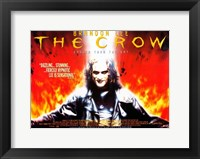 Framed Crow Darker